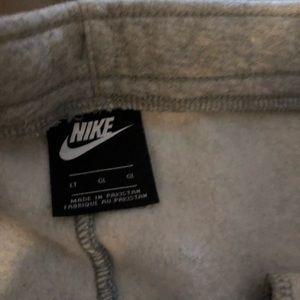 Nike sweat pants